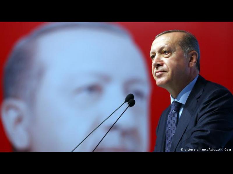 """Ердоган и """"враговете на Турция"""""""