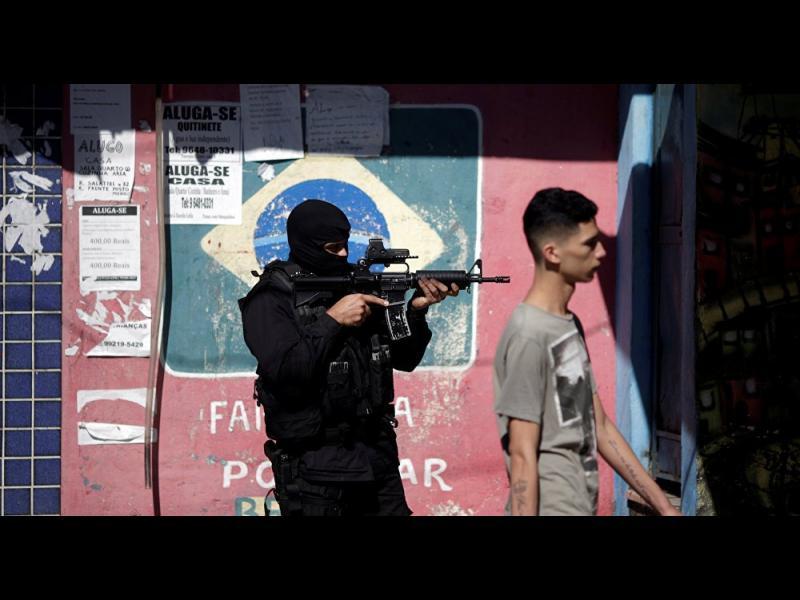 Година след Олимпиадата в Рио - ни следа от блясъка, само смърт и насилие по улиците