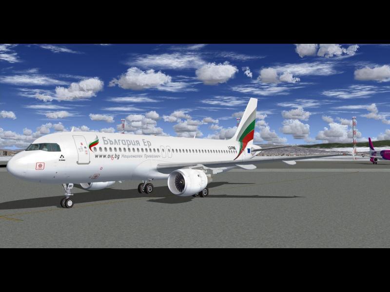 Гост на Симеон II се оплака от Bulgaria Air