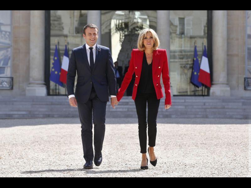 Първо посещение на френски президент у нас от 10 години насам