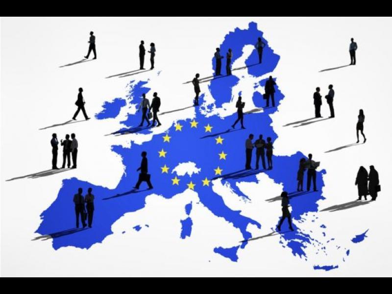 Коя е държавата от ЕС с най-висока минимална работна заплата?