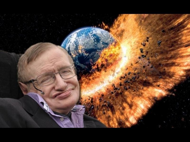 Извънземните ще плячкосат Земята, предупреждавал Стивън Хокинг