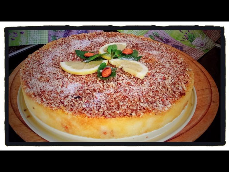 Масфуф - сладък кускус от Тунис