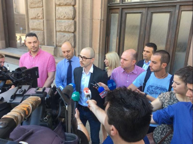 """ДСБ, """"Да, България"""", Зелените, ДЕОС и БЗНС с общо искане за вето"""