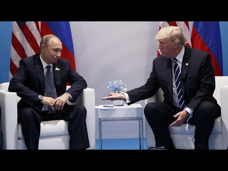 Светът вярва повече на Путин, отколкото на Доналд Тръмп