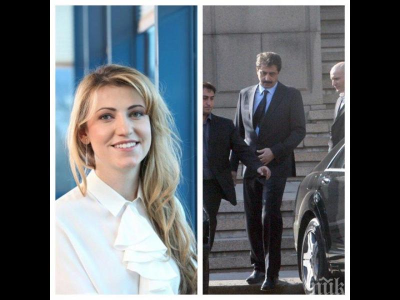 Съпругата на Цветан Василев: Прокуратурата скалъпи нелепо обвинение срещу дъщеря ни