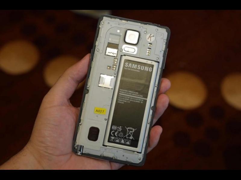Samsung иззема над 10 000 батерии за Galaxy Note 4