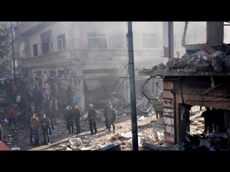 Русия е унищожила над 200 ислямисти в Сирия