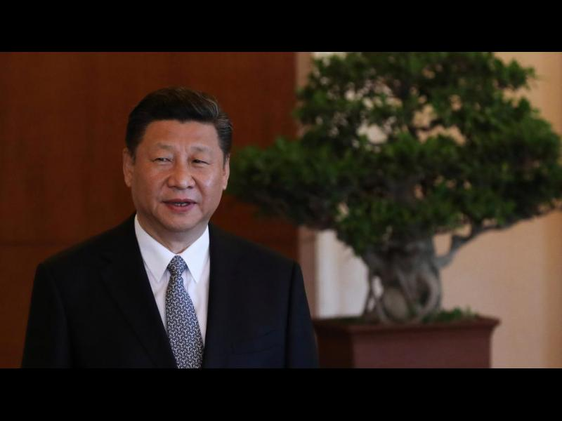 Китайският президент призова за смекчаване на тона между САЩ и Северна Корея - картинка 1