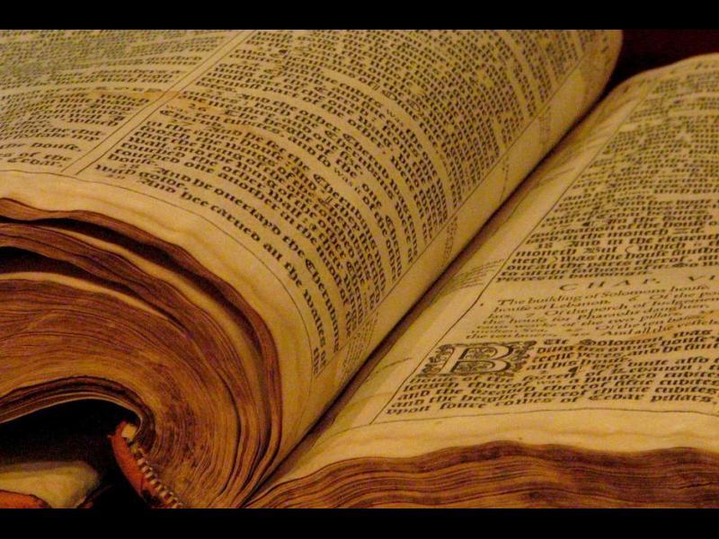 10 факти от Библията, които църквата се опитва да скрие от нас