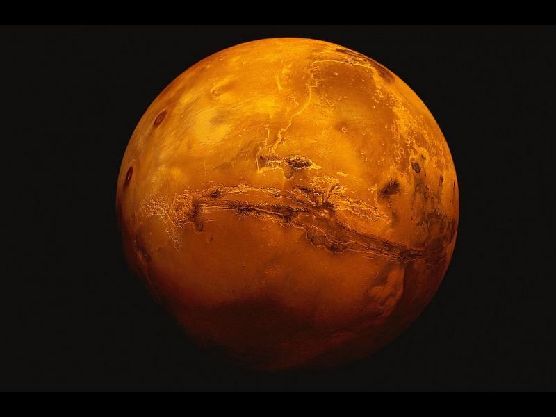 Учени откриха нови признаци за живот на Марс