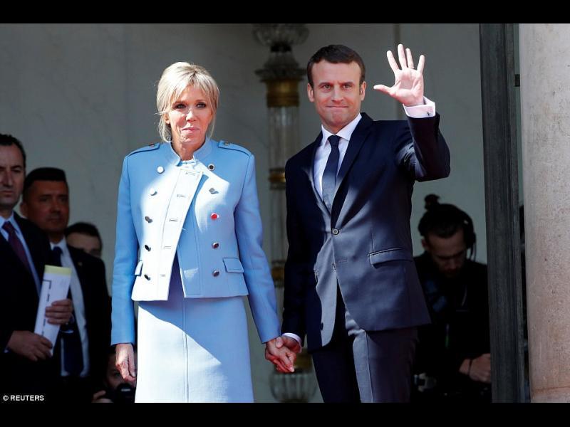 Варна посреща френския президент Макрон