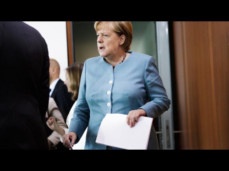 """Турция """"скочи"""" на Меркел заради арестите по политически причини"""