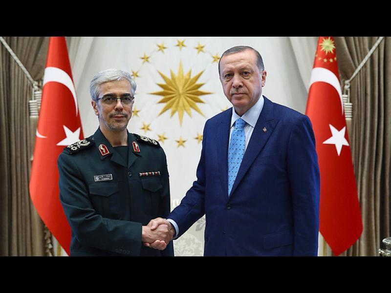 Зараждащият се съюз между Турция и Иран