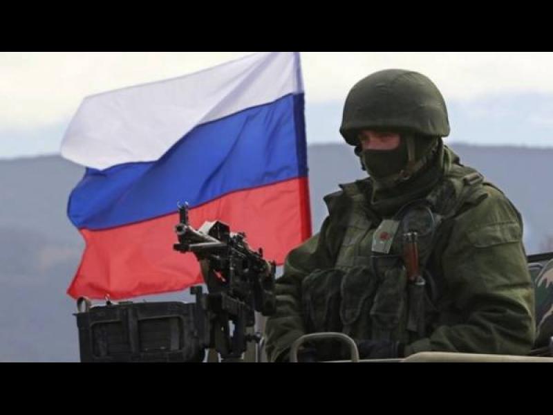 Военните учения в Русия: Злото идва от Запад?