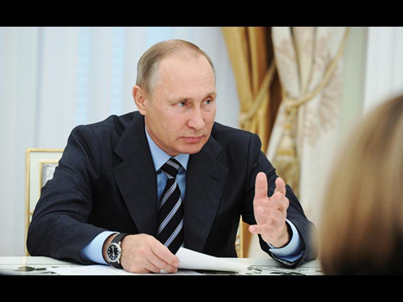Владимир Путин: Кризата със Северна Корея трябва да бъде разрешена с дипломатически средства