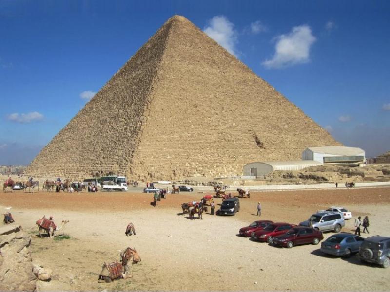 Древен папирус разкрива как е построена Хеопсовата пирамида