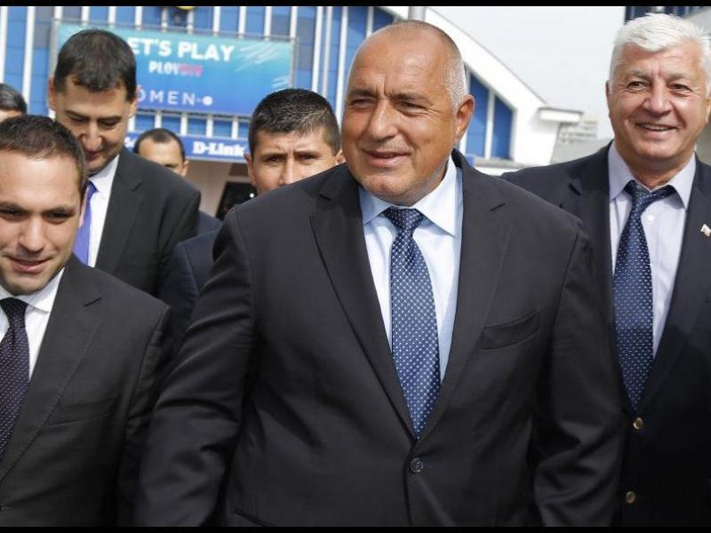 Борисов се ядоса: Не вярвам, че има идиот, който да мисли, че затопляме отношенията с Гергов