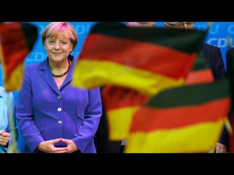На какво се дължи успехът на Ангела Меркел?