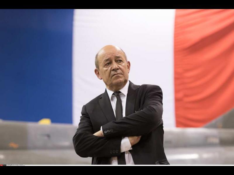 Френският министър на външните работи: Северна Корея ще има балистични ракети с голям обсег съвсем скоро