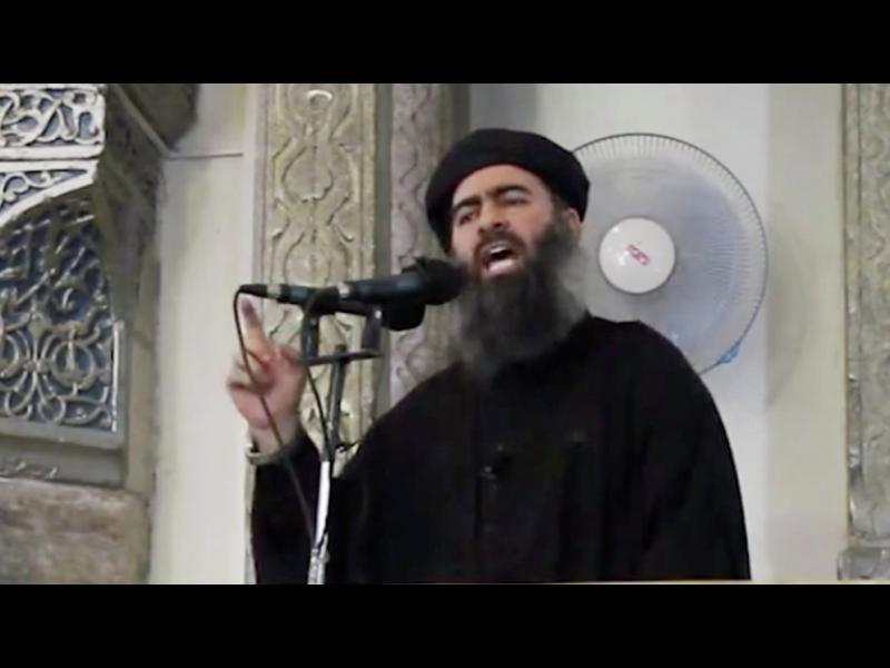 """9 живота! Лидерът на """"Ислямска държава"""" е жив, според командващия коалиционните сили в Ирак"""