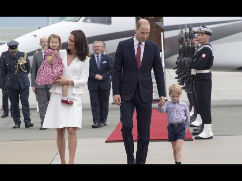 Уилям и Кейт очакват третото си дете