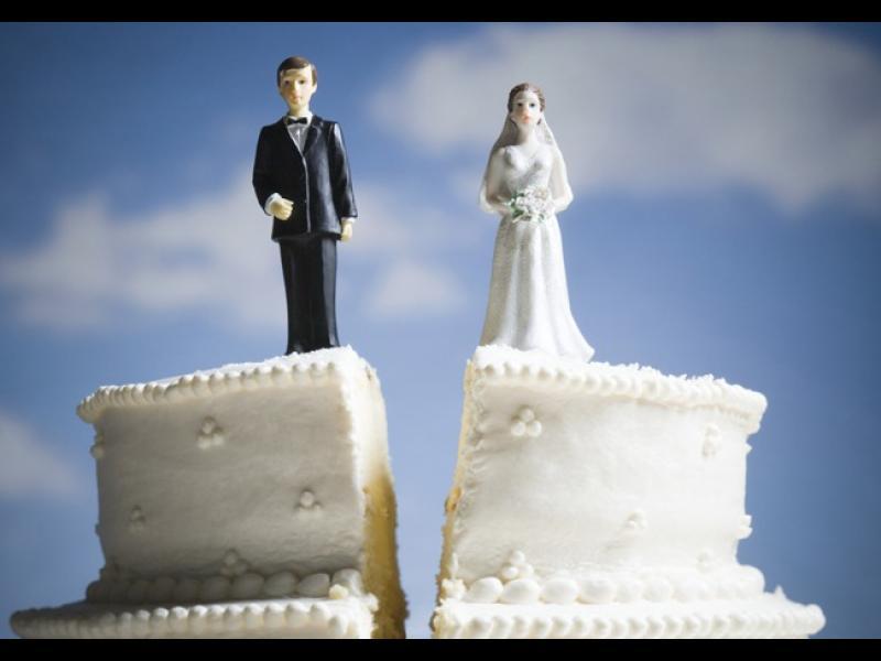 Кога се развеждат хората?