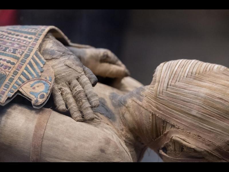 Археолози откриват три мумии в гробница край Луксор в Египет - картинка 1