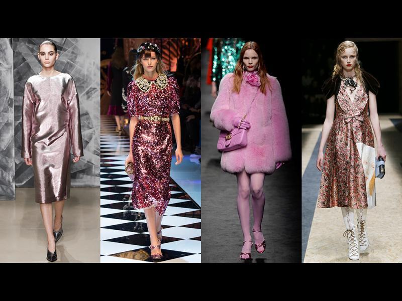 8 модни тенденции за есен/зима 2017