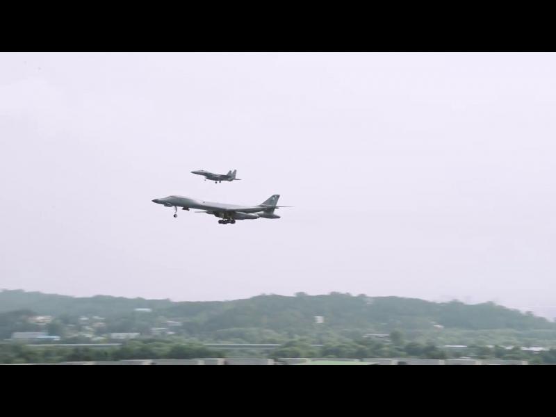 Китай, Русия, САЩ и Южна Корея тренират военни действия край Северна Корея