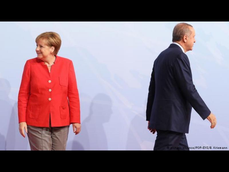 Поредната провокация на Ердоган