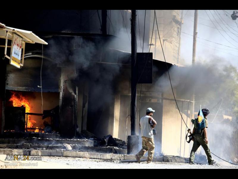 Най-малко 50 загинали при двойно нападение в Ирак