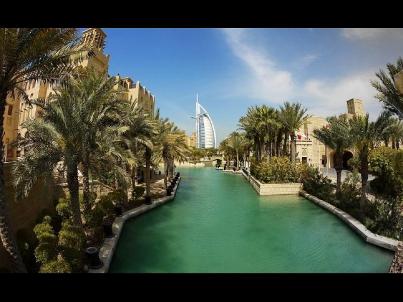 Плаващата Венеция - новият невероятен проект на Дубай