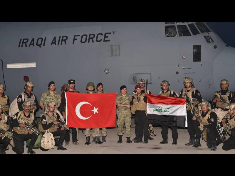 Ердоган заплаши да нахлуе в Ирак