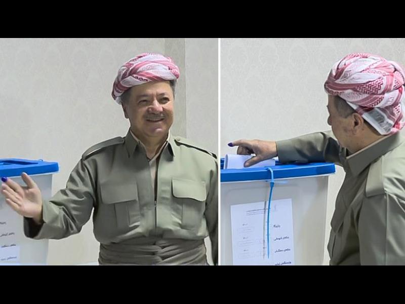 Кюрдите в Ирак гласуват на референдум за независимост