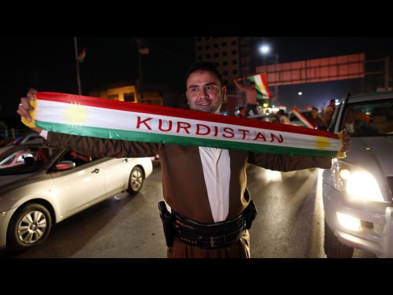 Кюрдите избраха независимост