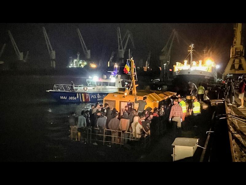Новите път на мигрантите към Европа - през Румъния