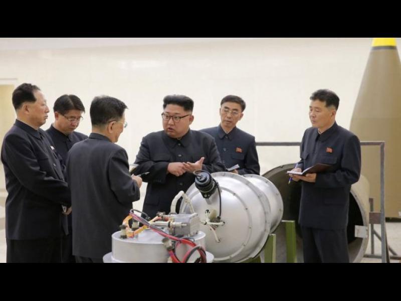Северна Корея твърди, че е изпробвала водородна бомба