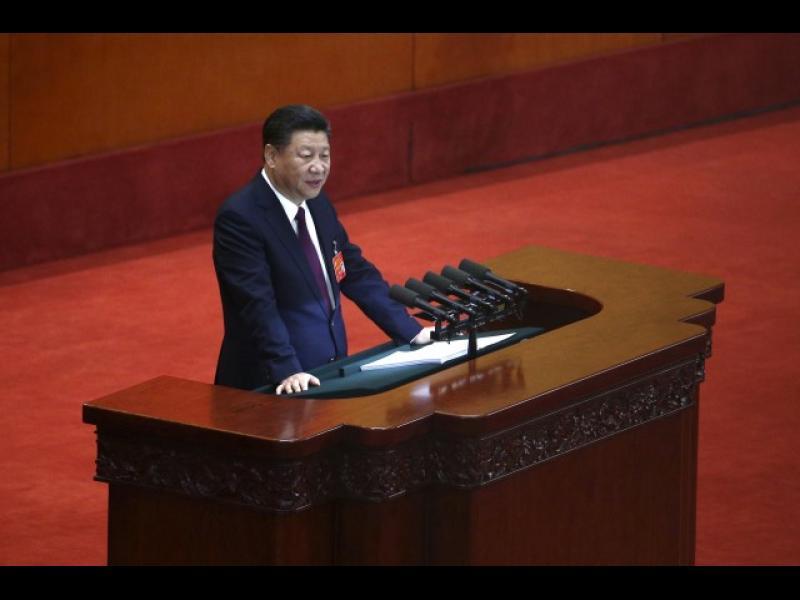 Нова ера за китайския социализъм, обяви Си Дзинпин на XIX Конгрес