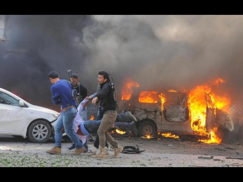 """""""Ислямска държава"""" уби 50 души в Сирия"""