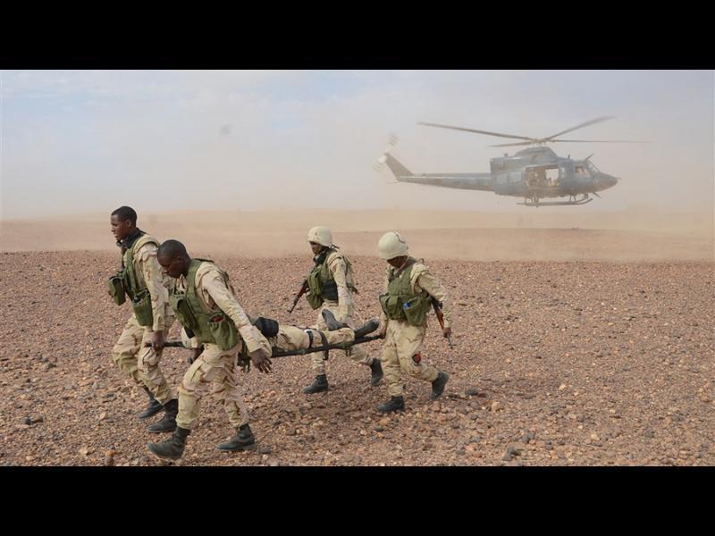 Трима американски войници от специалните части са били убити при засадата в Нигер