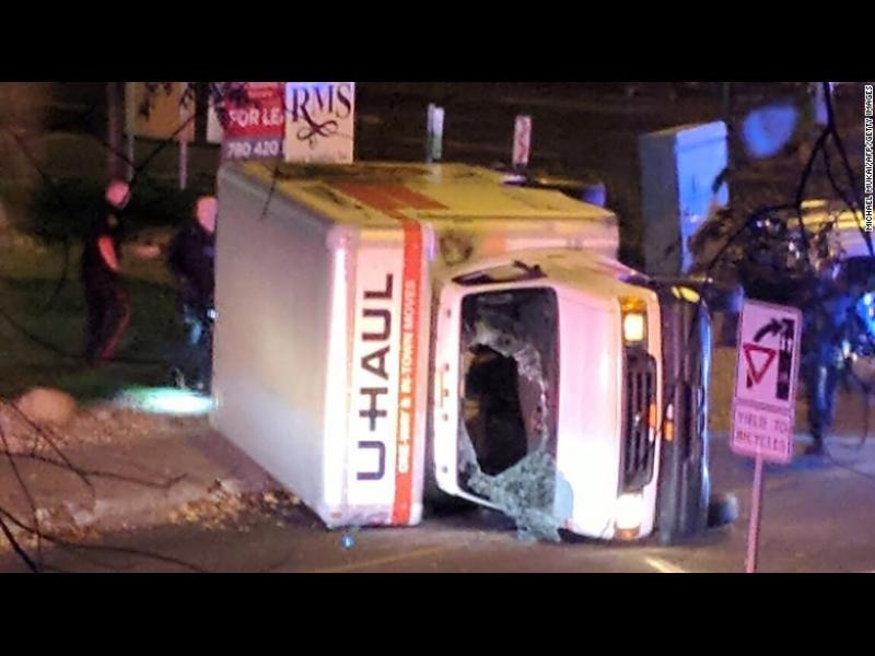 Терористични нападения в Канада