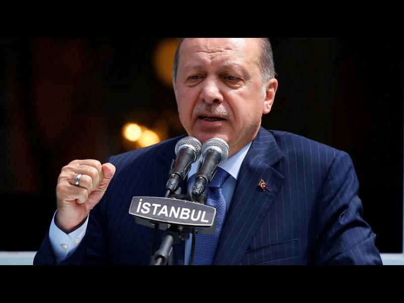 Ердоган принуди кметовете на Анкара, Истанбул и Бурса да подадат оставки
