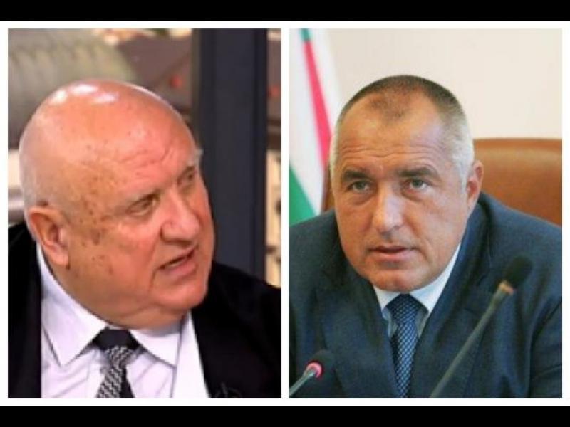Адвокат Марковски: Борисов не клевети, когато е в предизборна кампания - картинка 1