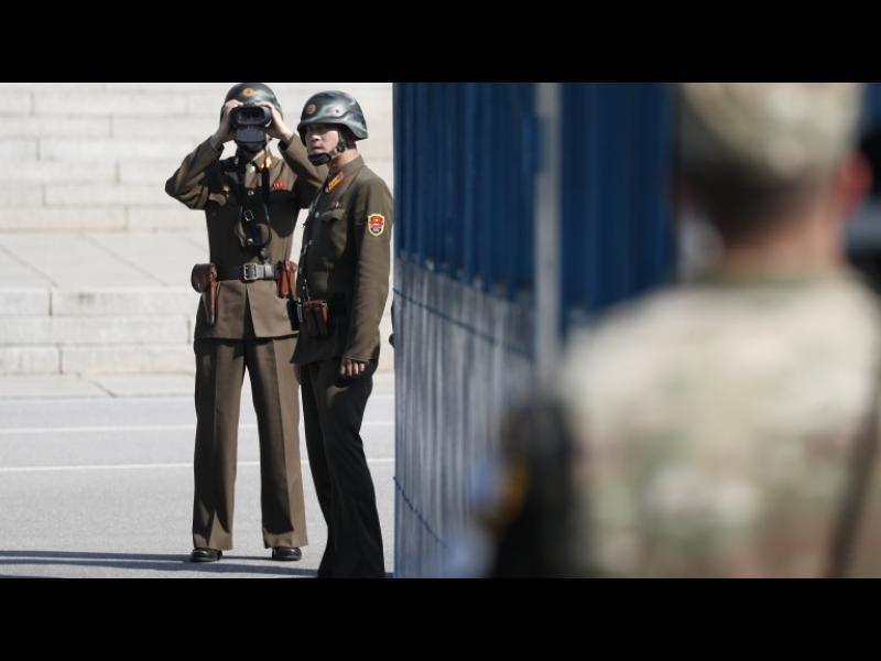 Северна Корея се готви за ядрена война?