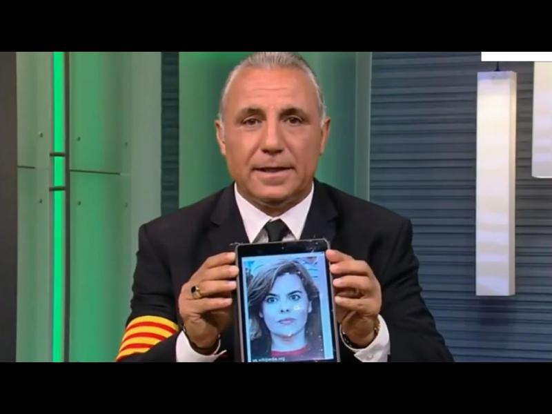 Вицепремиерът на Испания ще съди Христо Стоичков