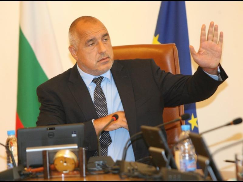 Борисов: Като дойде петък - болнични и айде в Гърция на почивка
