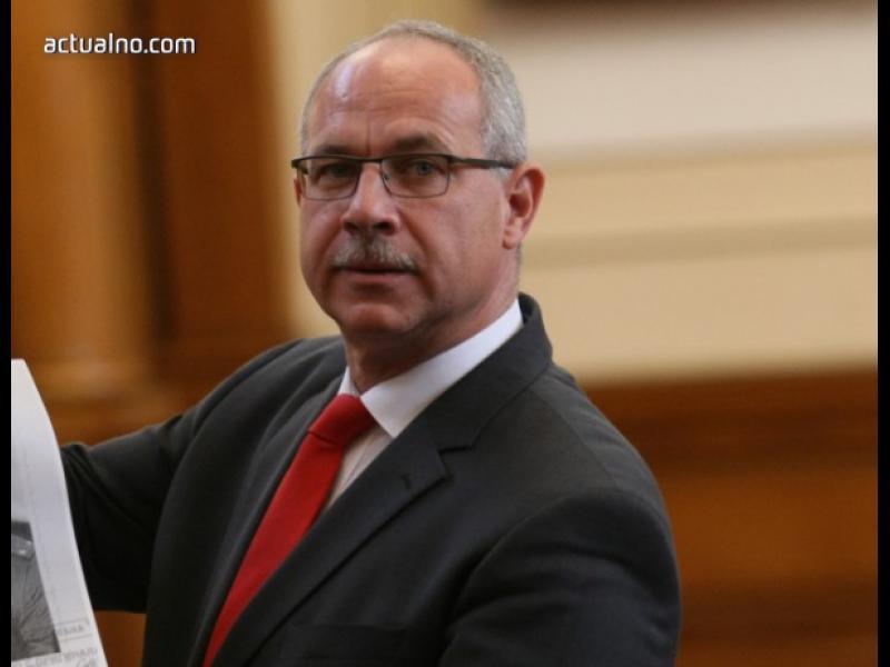 Антон Тодоров подаде оставка  като депутат от ГЕРБ