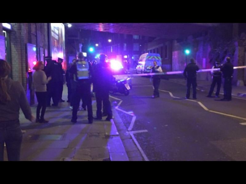 Нападение с нож в Лондонското метро - картинка 1