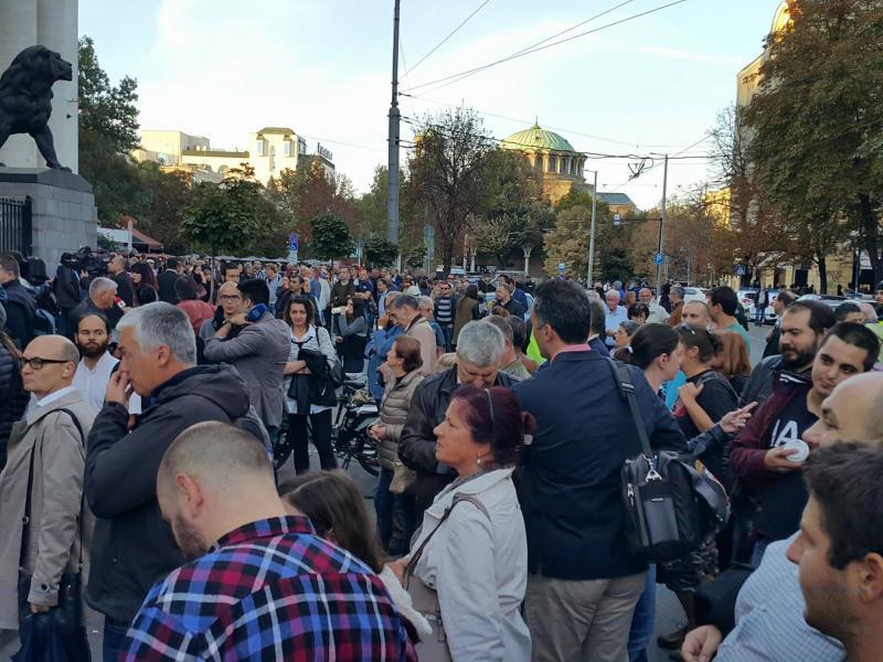 Стотици на марша за европейско правосъдие